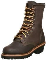 """Golden Retriever Men's 9"""" Steel Toe Work Boot"""