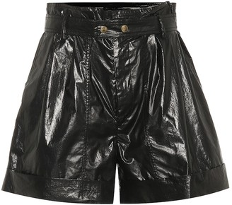 Isabel Marant Tweny cotton shorts