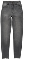 Tractr No Mercy Ultra High Rise Skinny Jeans (Big Girls)