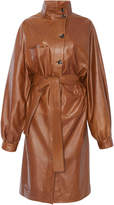 Apiece Apart Cas Leather Trench
