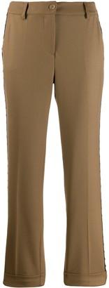 P.A.R.O.S.H. Liliux cropped trousers