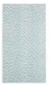 Hudson Park Collection Space Dye Sculpted Hand Towel