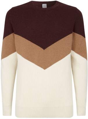 Eleventy Cashmere Knitted Sweater