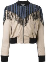 Aviu fringed jacket