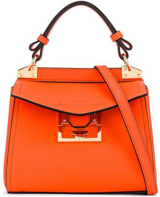 Givenchy Mini Mystic Bag in Tangerine   FWRD