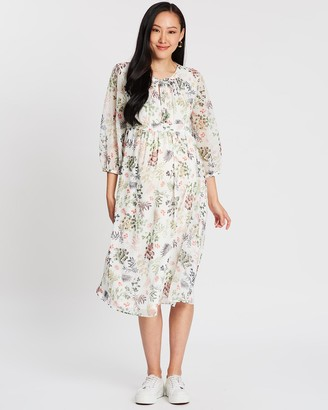 Isabella Oliver Posie Maternity Dress