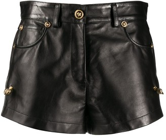 Versace Mid Rise Shorts