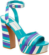 Dolce Vita Gavin Leather Platform Sandal