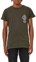 Topman Men's Lithium Graphic Crewneck T-Shirt