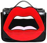 Yazbukey C'est Ahh... Patent Leather Shoulder Bag