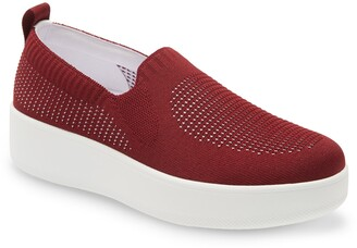 Alegria Qaravan Platform Slip-On Sneaker