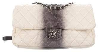 Chanel Jumbo Tie Dye Flap Bag