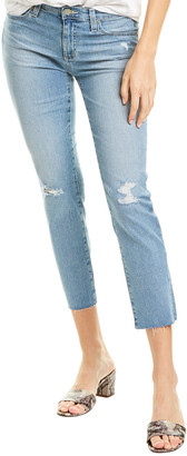 AG Jeans The Prima 24 Years Summer Haze Cigarette Crop