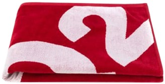 DSQUARED2 Beach Towel With Logo