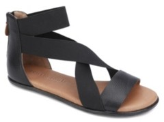 Gentle Souls by Kenneth Cole Break Elastic Sandals Women's Shoes