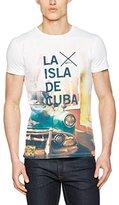 Gas Jeans Men's Scuba Isla Cuba T-Shirt