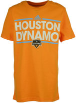 adidas Boys' Houston Dynamo Dassler T-Shirt