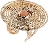 Rosantica Soffio Spiral & Quartz Ring