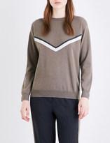 Brunello Cucinelli Bead-embellished cashmere jumper