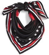 Givenchy Women's '17' Square Silk Scarf