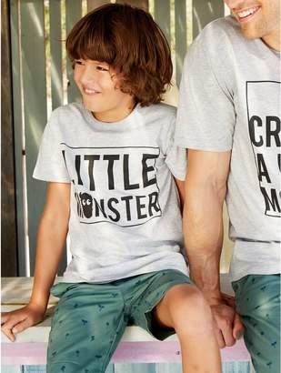 M&Co Little monster t-shirt (3-13yrs)