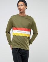 Stussy Long Sleeve T-shirt With International Logo