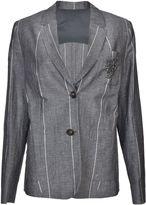 Brunello Cucinelli Striped Blazer