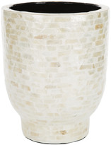 A by Amara - Eye Mosaic Vase