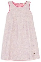 Armani Junior Girls' Sparkle Tweed Dress - Big Kid