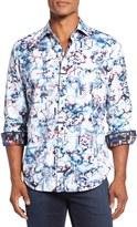 Robert Graham Men's Peita Classic Fit Sport Shirt