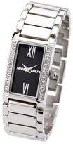 Miss Sixty SZ4002 Silver Steel Bracelet & Case Mineral Women's Watch