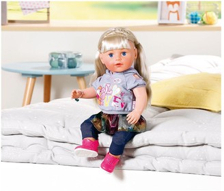 Baby Born Soft Touch Sister blonde 43cm
