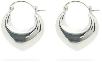 Sophie Buhai Venetia Sterling-silver Hoop Earrings - Silver