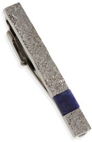 Lanvin Men's Sodalite Brass Tie Bar