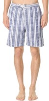 Trunks Swami 8 Chambray Stripe
