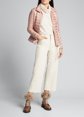 Moncler Safre Puffer Coat