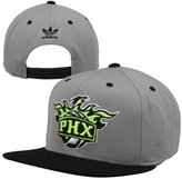 adidas NBA Phoenix Suns Fashion Two Tone Plastic Snapback Hat (Adjustable (Adult))