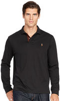 Big & Tall Polo Ralph Lauren Pima Soft-Touch Polo Shirt