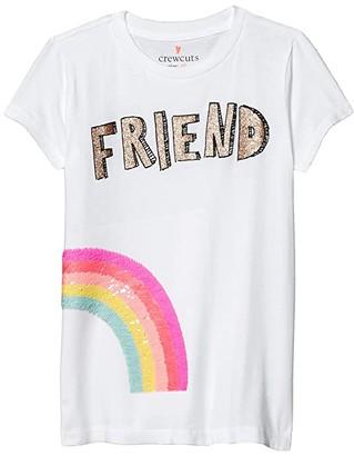 crewcuts by J.Crew Best Friend T-Shirt No. 2 (Toddler/Little Kids/Big Kids) (Best Friends B) Girl's T Shirt