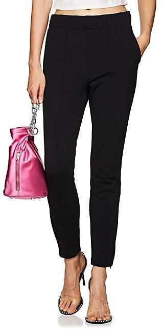 Alexander Wang Women's Cotton Terry Slim Sweatpants - Black