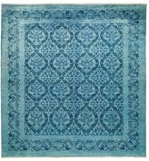 Solo Rugs Vibrance Collection Oriental Rug, 8' x 8'5""