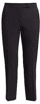 Max Mara Women's Vicolo Wool Crepe Slim-Cut Pants