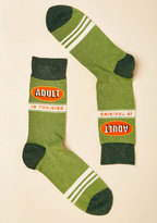 ModCloth Calming of Age Men's Socks
