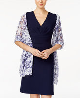 Style&Co. Style & Co. Damask Lace Wrap, Only at Macy's