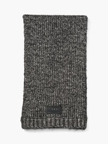 John Varvatos Cotton Wool Scarf