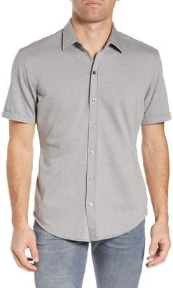 BOSS Robb Short Sleeve Casual Shirt