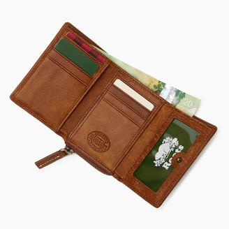 Roots Small Trifold Clutch