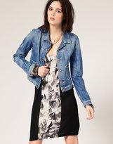 Pocketted Denim Jacket