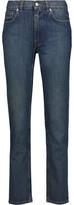 Acne Studios Novel Mid-Rise Straight-Leg Jeans