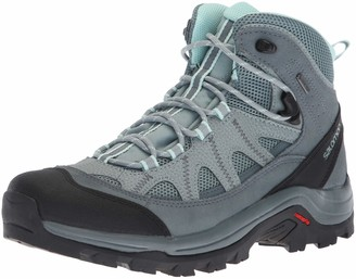 Salomon Women's Authentic Leather GORE-TEX Backpacking Boots